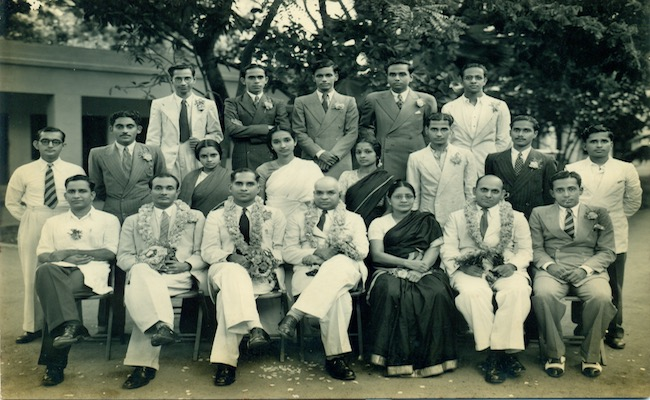 Final Year MBBS; 2nd row, 5th from left;